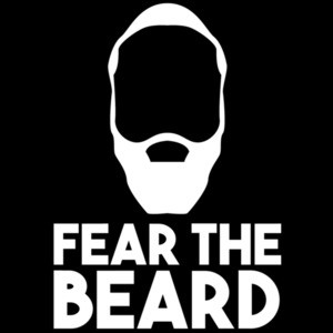 Fear The Beard James Harden T-Shirt