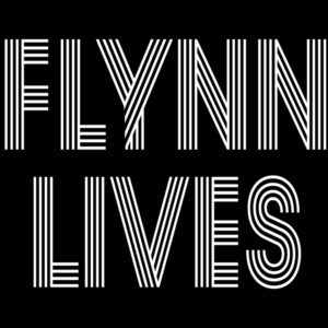 Flynn Lives - Tron T-Shirt