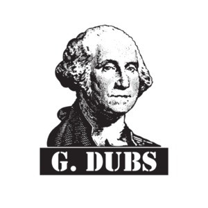 G Dubs George Washington Shirt