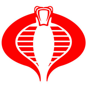G.I Joe - Cobra Commander - 80's T-Shirt