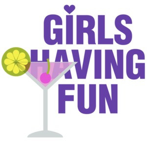 Girls having fun - Bachelorette Shirt