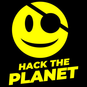 Hack the planet - Hackers - 90's T-Shirt