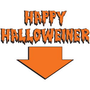 Happy Halloweiner Halloween T-shirt