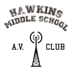 Hawkins Middle School - A.V. Club - Stranger Things