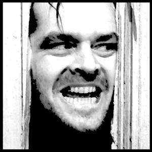 Here's Johnny - Jack Nicholson - The Shining T-Shirt