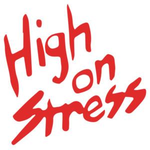 High on Stress - Revenge of the Nerds - 80's T-Shirt