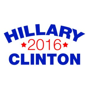 Hillary Clinton 2016 - Hillary For President Shirt