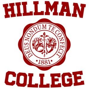 Hillman College - A Different World T-Shirt - 80's T-Shirt