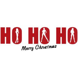 Ho Ho Ho! Merry Christmas T-shirt