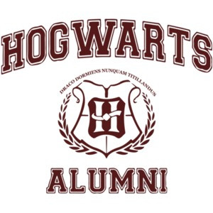 Hogwarts Alumni - Harry Potter T-Shirt