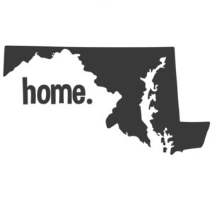 Home - Maryland T-Shirt