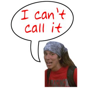 I Can't Call It Homeless Hitchhiker Hero Kai T-shirt