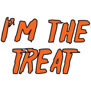 I'm The Treat Halloween T-shirt