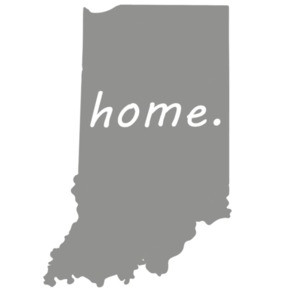 Indiana Home - Indiana T-Shirt