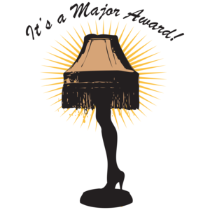 It's A Major Award - Christmas Story T-shirt