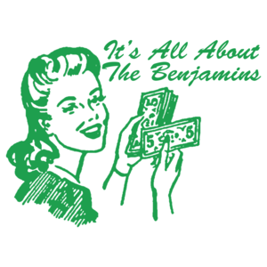 Its All About The Benjamins T-Shirt