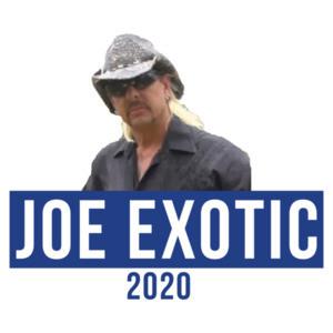 Joe Exotic 2020 Presidential T-Shirt - Tiger King Shirt