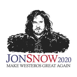 Jon Snow 2020 Game Of Thrones Shirt