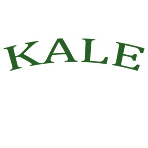 KALE University - Yale Vegetarian T-Shirt shirt