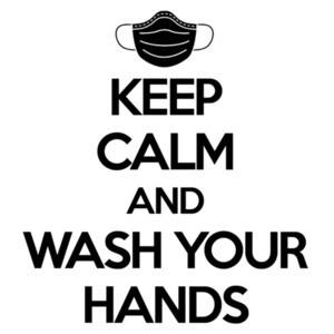 Keep Calm and wash your hands - Coronavirus T-Shirt