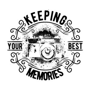 Keeping Your Best Memories Retro Photography T-Shirt