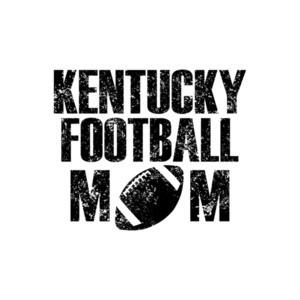 Kentucky Football Mom T-Shirt