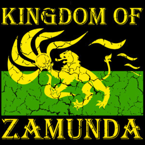 Kingdom of Zamunda - Coming To America T-Shirt 80's T-Shirt