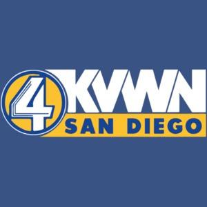 KVWN San Diego - Anchorman: The Legend of Ron Burgundy T-Shirt