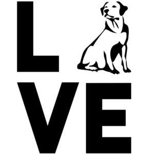 Labrador Love - Labrador T-Shirt