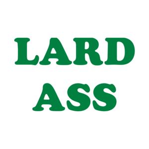 LARD ASS Stand By Me 80's T-Shirt