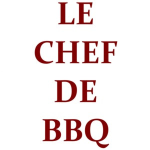 Le Chef De BBQ - T-shirt worn by Clark in the classic comedy European Vacation