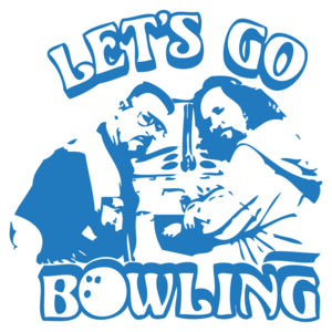 Let's Go Bowling The Big Lebowski T-shirt