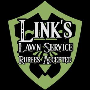 Link's Lawn Service - Legenda of Zelda t-shirt