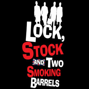 Lock, Stock and Two Smoking Barrels - 90's T-Shirt