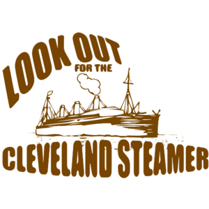 Look Out For The Cleveland Steamer T-shirt