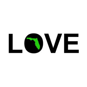 Love Florida T-Shirt