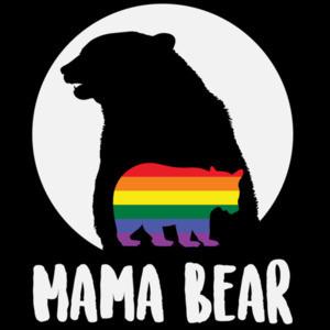 Mama Bear - Gay Pride T-Shirt