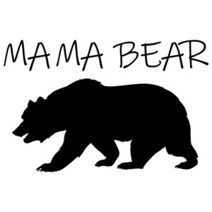Mama Bear - Mom Mother T-Shirt