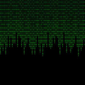 Matrix Computer Code - The Matrix - 90's T-Shirt