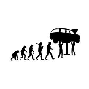Mechanic Evolution T-Shirt