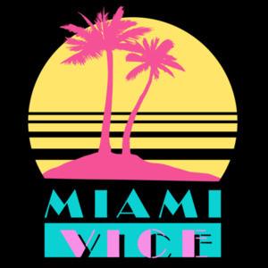 Miami Vice - 80's T-Shirt