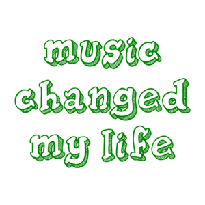 music changed my life Shirt