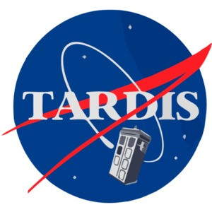 Nasa Tardis - Doctor Who tardis NASA T-Shirt shirt