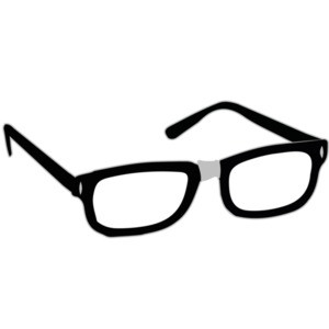 Nerd Glasses T-Shirts T-Shirt