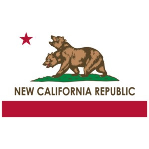 New California Republic - California T-Shirt