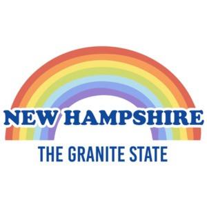 New Hampshire - The Granite State - New Hampshire T-Shirt