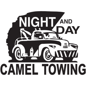 Night And Day Camel Towing T-shirt