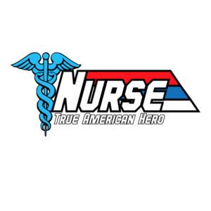 Nurse True American Hero Shirt