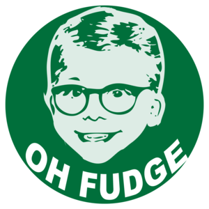 Oh Fudge - A Christmas Story Shirt