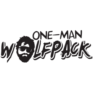One Man Wolfpack T-shirt